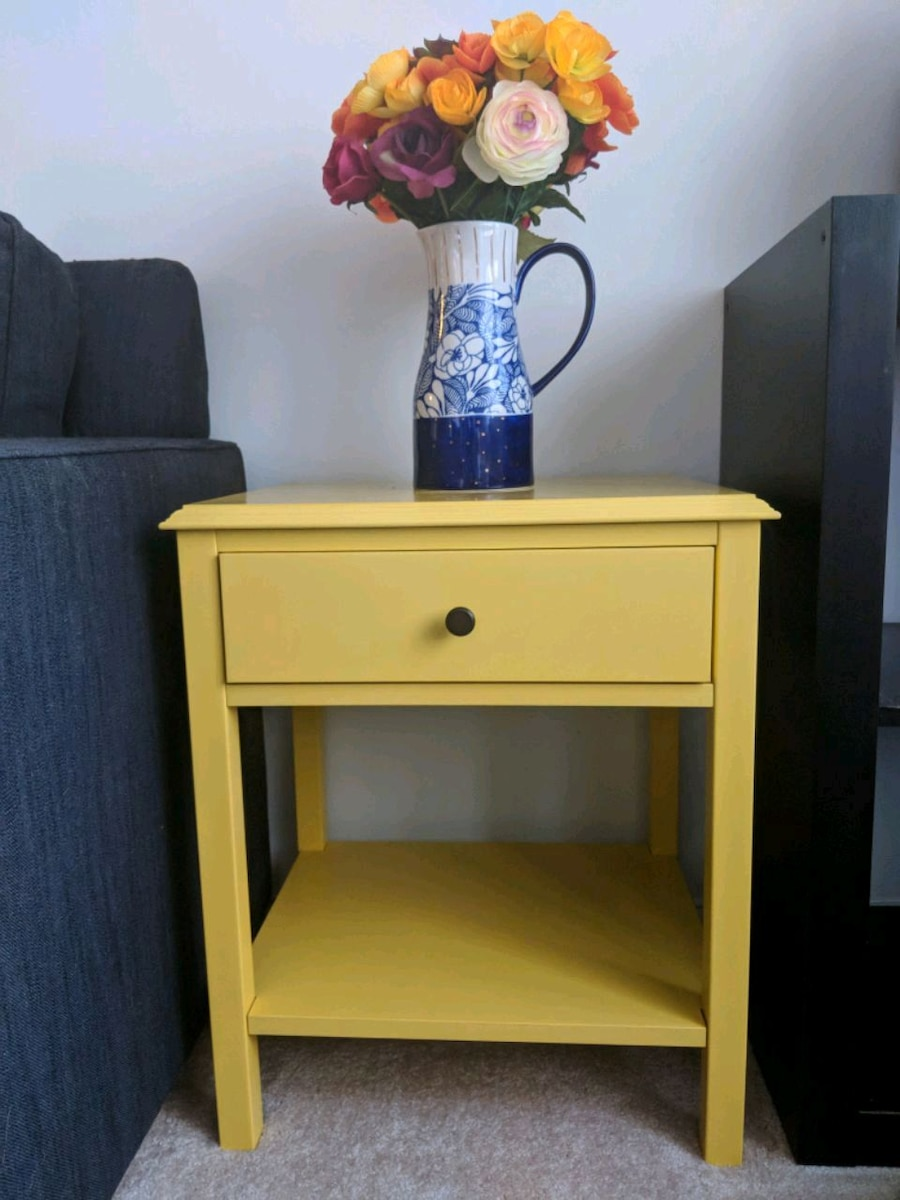used set of yellow side tables windham target for sale in new rh gb letgo com