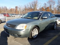 Ford - five hundred - 2006 Silver Spring