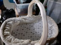 used 2 times for grand baby, clean bassinet Calgary, T2A 6J1