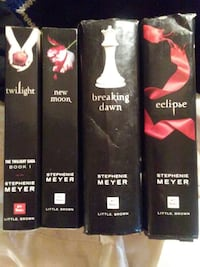 twilight book collection 270 mi