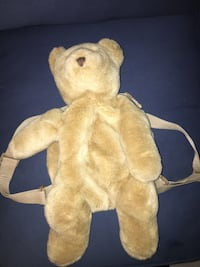 Teddy bear backpack for children Toronto, M9L 1K5