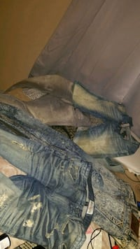3 pair 36/34 Cult Of Individuality Jeans 302 mi