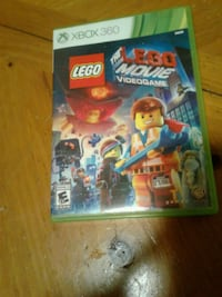 Console game x box game. Name of game is lego movie video game