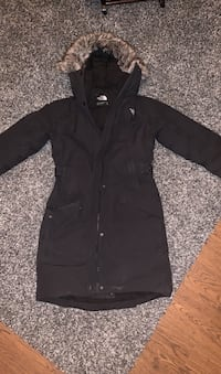 The North Face woman's parka