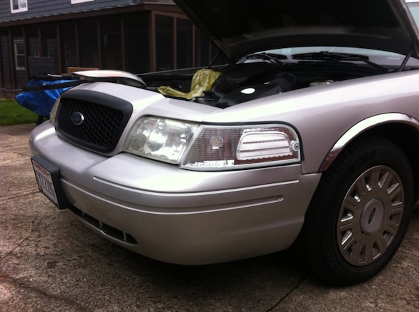 Used Foxbody Mustang crown Vic parts for sale in Parma - letgo