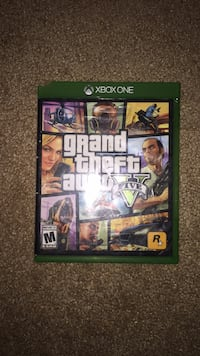 Xbox One Grand Theft Auto 5 game case Woodbridge, 22193