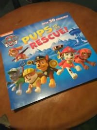 Paw Patrol Pups to the Rescue stickers Toledo, 43609