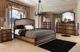 Queen bed FREE LOCAL DELIVERY
