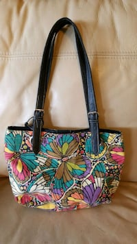 Vintage colorful butterfly bag Alexandria, 22304