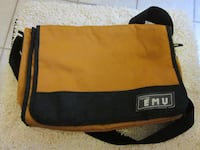 Flying Emu Nylon Water Repellent All Purpose Messenger Bag Winnipeg