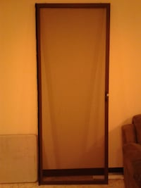 Patio sliding doors have 3 of them.. 86 by 34 Mississauga