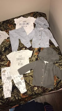 Baby BOY assorted clothes Cooper City, 33328
