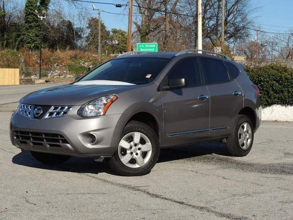 Nissan Rogue Select >> Spartanburg Icinde Ikinci El Satilik Nissan Rogue Select 2015 Letgo
