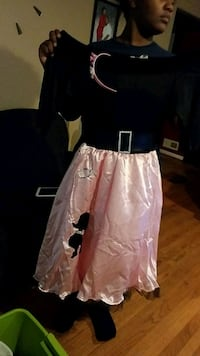 women's black and pink dress Germantown, 20874