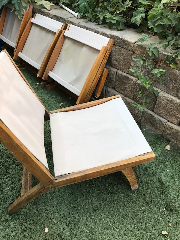 4 Pier One Chairs