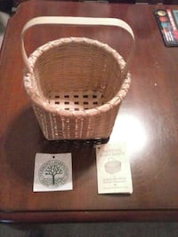 Traditional Shaker Basket from Brookside Baskets  Germantown, 20874