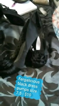 Fwrgalicious dress pimps size 7 1/2 Parkersburg, 26101