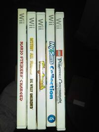 four assorted Xbox 360 game cases Shelbyville, 37160