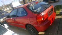 Honda Civic hatchback. For parts White Oak