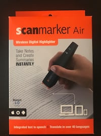 ScanMarker Air Mississauga, L5K 1G8