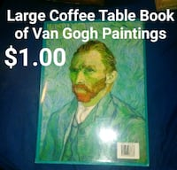 Van Gogh Paintings Large Coffee Table Book Cape Coral, 33904