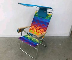 Beach chairs 2 available.. price is per chair