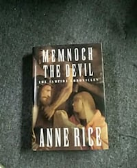 Anne Rice book Toronto, M6P 4A9