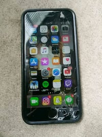 space gray iPhone 6 with case Cottage Grove, 55016