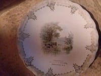 Atchley &Stover plate signatured Houma, 70364