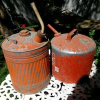 Vintage Gas Cans Chandler, 85225