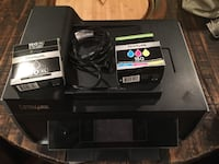 Lexmark Printer, copier, scanner with New Ink Cartridges Shreveport, 71105