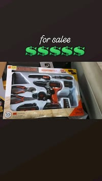 Black And Decker Project Pack 55 peice Houston, 77029