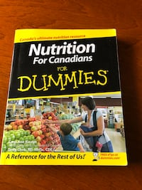Nutrition for Canadians for dummies  Vaughan, L6A 3T2