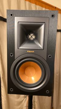 Pair of Klipsch R-15M Bookshelf speakers with stands Centreville, 20120