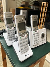Vtech wireless telephones like new. With headset  Dublin, 94568
