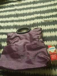 purple handbag Ajax, L1S 5X5