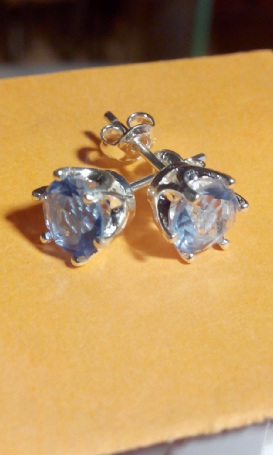 Boucles d'oreilles Fancy Cut - 30 €
