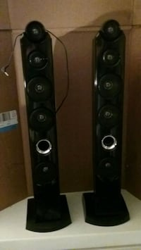 Tower speakers for Karaoke or computer Visalia, 93292