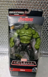 Marvel's HULK ( Age of Ultron) Action Figure/ RARE  The Bronx, 10462
