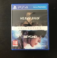 Heavy Rain & Beyond 2 souls collection Madrid, 28029