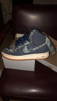 NIKE AIR FORCE 1 DENIM Toronto, M3M 1A6