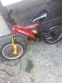 Bike for sale tire size 16 . Calgary, T3J 1R9