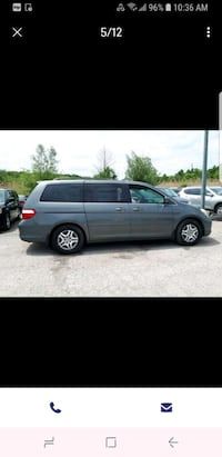 2007 Honda Odyssey EXL 128000 Miles comes safety Mississauga
