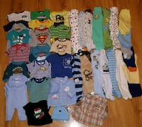 baby's assorted-color clothes lot New Bethlehem, 16242