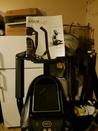 black and gray elliptical trainer Vancouver, 98683