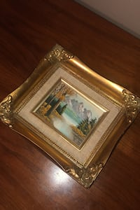Painting /w frame