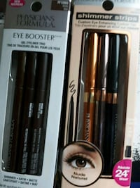 High boosters eyeliners brand new