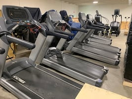 Used Cybex 625T Treadmill
