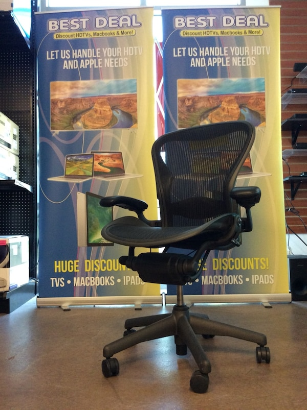Astonishing Aeron Chair By Herman Miller Ae113Afb Pabps2019 Chair Design Images Pabps2019Com