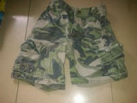 white, green, and blue camouflage shorts Freeport, 61032
